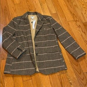 🔥🔥🔥 Topshop Wool Blazer Jacket